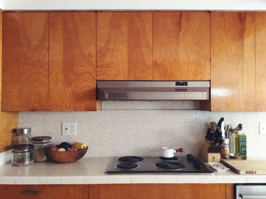 kitchen set up